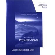Lab Guide for Shipman/Wilson/Higgins' An Introduction to Physical Science