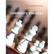 Corporate Strategy Ansoffian School