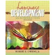 Language Development: An Introduction