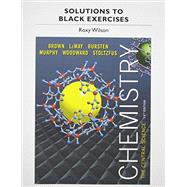 Solutions to Black Exercises for Chemistry The Central Science