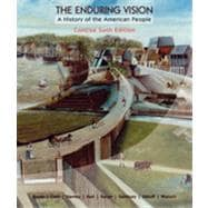 The Enduring Vision: A History of the American People, Concise, 6th Edition