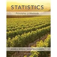 Statistics: Principles and Methods, 6th Edition
