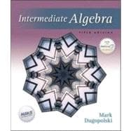 Intermediate Algebra with MathZone