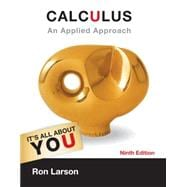 Calculus : An Applied Approach