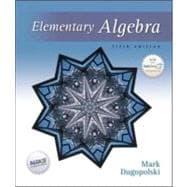 Elementary Algebra w/ Mathzone