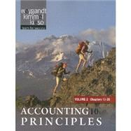 Paperback Vol. 2 of Accounting Principles, Tenth Edition