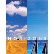 Audio CD-ROM, Stand Alone Version for Manley/Smith/McMinn/Prevost's Horizons