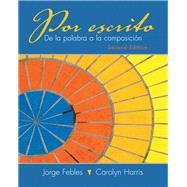 Por escrito Plus Spanish Grammar Checker Access Card (one semester)