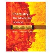 Chemistry : The Molecular Science