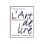 L'Art de Lire: Le R�cit