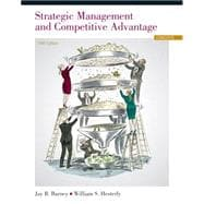 Strategic Management and Competitive Advantage Concepts
