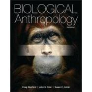 Biological Anthropology Plus MyAnthroLab with eText -- Access Card Package