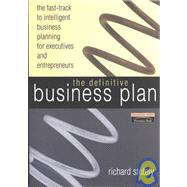 Definitive Business Plan : Fast Track Intell