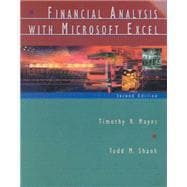 Financial Analysis with Microsoft Excel�