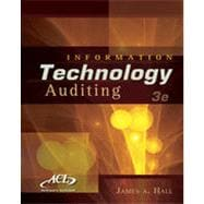 Information Technology Auditing, 3rd Edition
