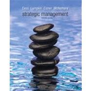 Strategic Management : Text and Cases