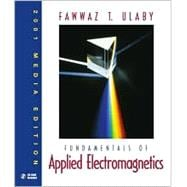 Fundamentals of Applied Electromagnetics, 2001 Media Edition