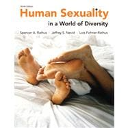 Human Sexuality in a World of Diversity (Case) Plus NEW MyPsychLab with eText -- Access Card Package