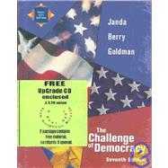 The Challenge of Democracy: Government in America (Book with CD-ROM)