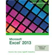 New Perspectives on Microsoft� Excel� 2013, Comprehensive