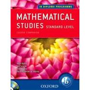 IB Course Companion: Mathematical Studies 2nd edition