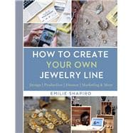 How to Create Your Own Jewelry Line Design ? Production ? Finance ? Marketing & More