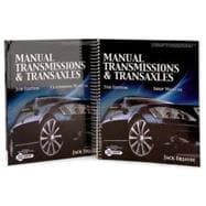 Today's Technician Manual Transmissions and Transaxles Classroom Manual and Shop Manual
