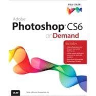 Adobe Photoshop CS6 on Demand