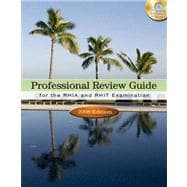 Professional Review Guide for the RHIA and RHIT Examinations, 2008 Edition