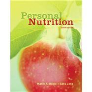 Personal Nutrition With Instant Access 1pass Student Book Companion Web Site/infotrac