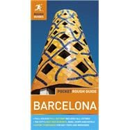 Pocket Rough Guide Barcelona 9780241009345R