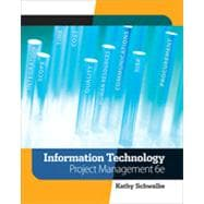 Information Technology Project Management , 6th Edition