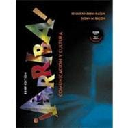 �Arriba! Comunicacin y cultura with CD-ROM, Brief Edition