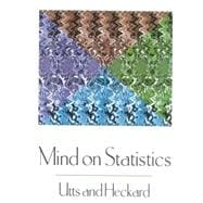 Mind on Statistics (with CD-ROM)