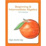Beginning & Intermediate Algebra Plus MyMathLab -- Access Card Package