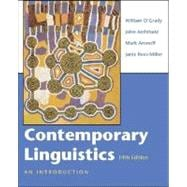 Contemporary Linguistics: An Introduction