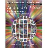 Android 6 for Programmers An App-Driven Approach