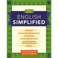 English Simplified (with MyWritingLab with Pearson eText)