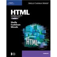 HTML: Complete Concepts and Techniques, Fourth Edition