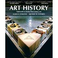 Art History Portables Book 6 18th - 21st Century Plus NEW MyArtsLab with eText -- Access Card Package