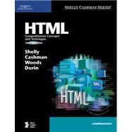 HTML: Comprehensive Concepts and Techniques, Fourth Edition