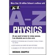 Schaum's A-Z Physics