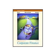 Fundamentals of Corporate Finance W/ Self Study Software