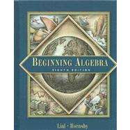 Beginning Algebra