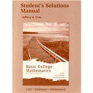 BASIC COLLEGE MATHEMATICS SOL MAN