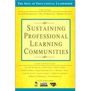 Sustaining Professional Learning Communities 9781412949385R