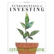Fundamentals of Investing, plus MyFinanceLab Student Access Card Package