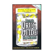 Davis's Drug Guide for Nurses with Disk