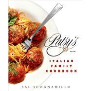 Patsy's Italian Family Cookbook 9781250039392R