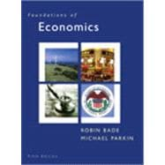 Foundations of Economics and MyEconLab Student Access Code Card